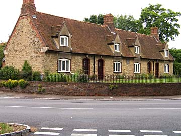 Almshouses of Wing Buckinghamshire