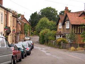 Vicarage Lane, Wing Buckinghamshire
