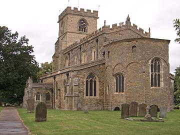 All Saints Church, Wing Buckinghamshire