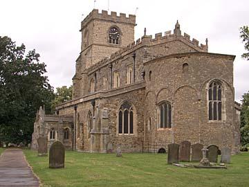 All Saints Church, Wing Buckinghamshire
