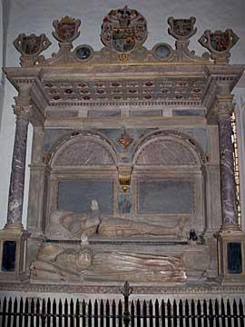 Dormer memorial, Wing Buckinghamshire