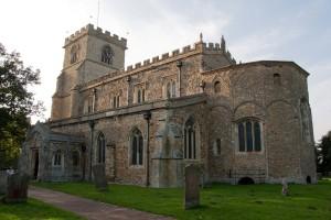 All Saints Church Wing Buckinghamshire