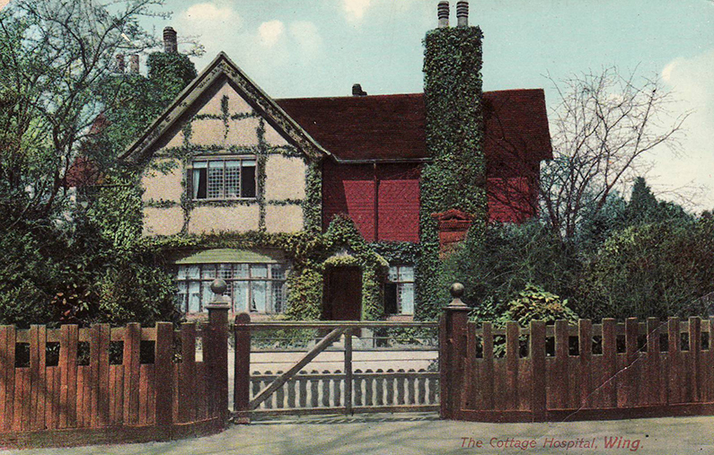Cottage Hospital in Wing Buckinghamshire
