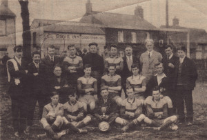 Wing Football Team 1927/8