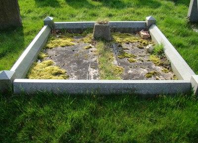 Gravestone of Henry Hounslow in Wing Buckinghamshire